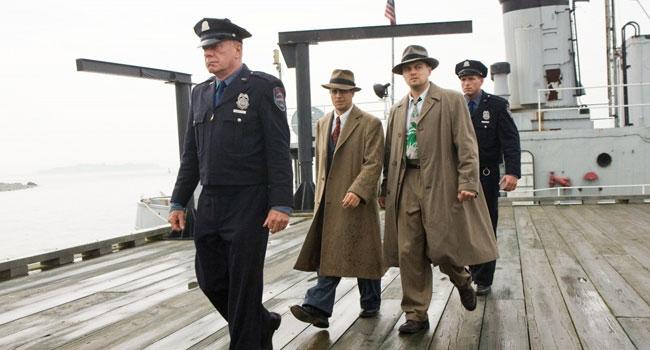 Остров проклятых, детектив