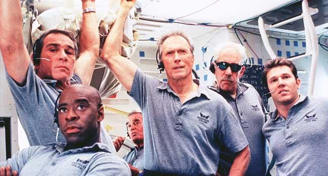 «Космические ковбои». Сорок лет никто не вспоминал о четвертке отважных пилотов, но вот, планете грозит катастрофа невиданных масштабов