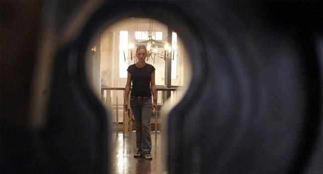 Ключ от всех дверей, триллер.