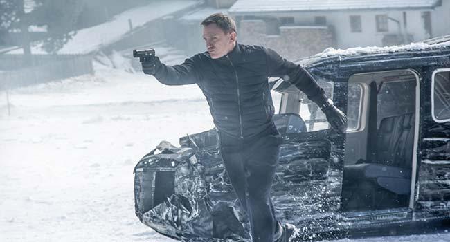 007: Спектр. Какой фильм посмотреть?