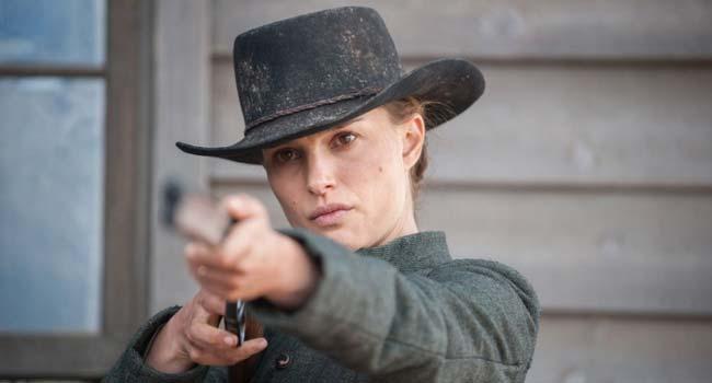 Джейн берет ружье
