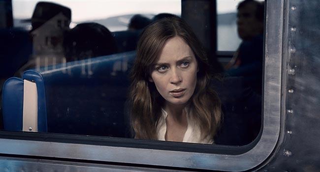 Новинки кино 2016 - Девушка в поезде
