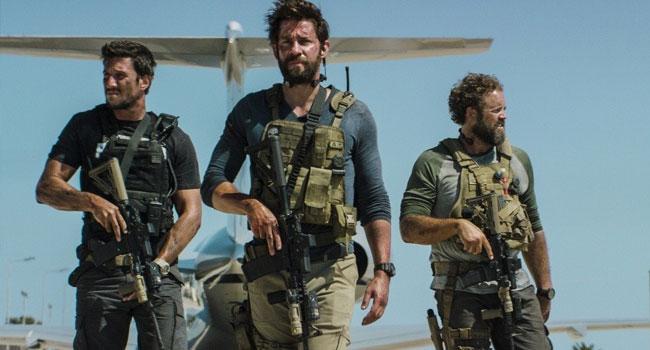 Новинки кино 2016 - 13 часов: Тайные солдаты Бенгази