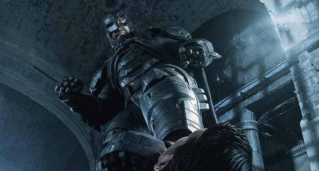 Новинки кино 2016 - Бэтмен против Супермена: На заре справедливости