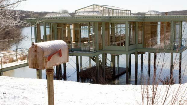 Дом у озера - Хорошие фильмы