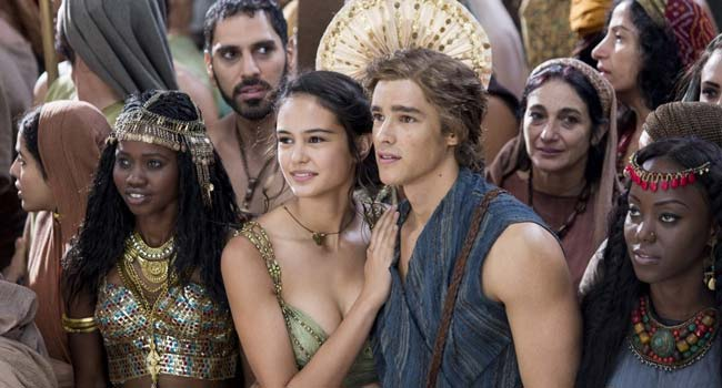 Новинки кино 2016 - Боги Египта