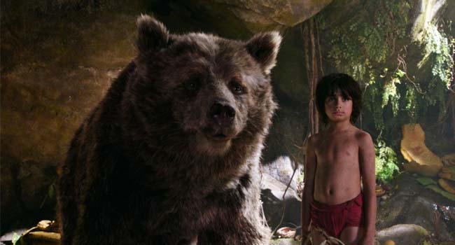 Новинки кино 2016 - Книга джунглей
