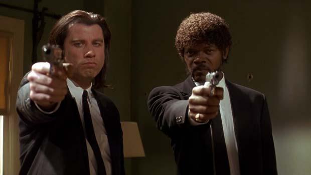 Криминальное чтиво - Хорошие фильмы