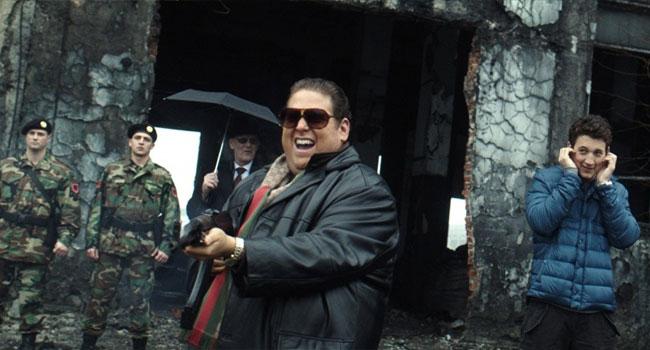 Новинки кино 2016 - Парни со стволами