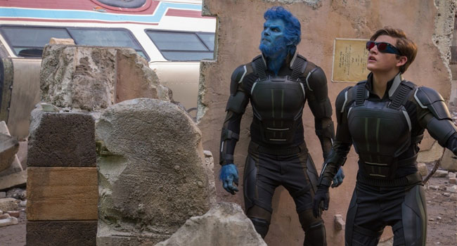 Новинки кино 2016 - Люди Икс: Апокалипсис