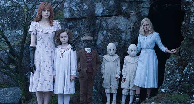 Новинки кино 2016 - Дом странных детей Мисс Перегрин