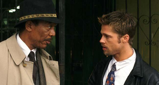 Семь - Детектив - Какой фильм посмотреть? — 100 фильмов с непредсказуемой развязкой
