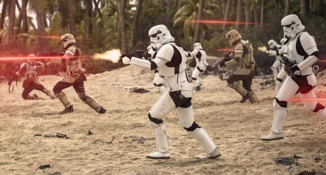 Новинки кино 2016 - Изгой-один: Звёздные войны. Истории