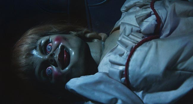 Проклятие Аннабель 2, новинки кино 2017