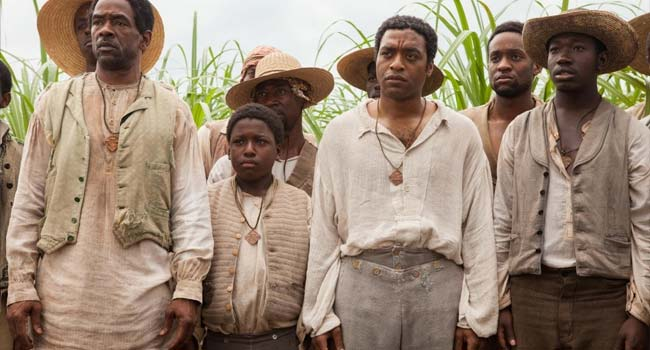 12 лет рабства - Какой фильм посмотреть про рабов?