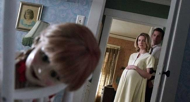 Проклятие Аннабель - Страшные фильмы про кукол