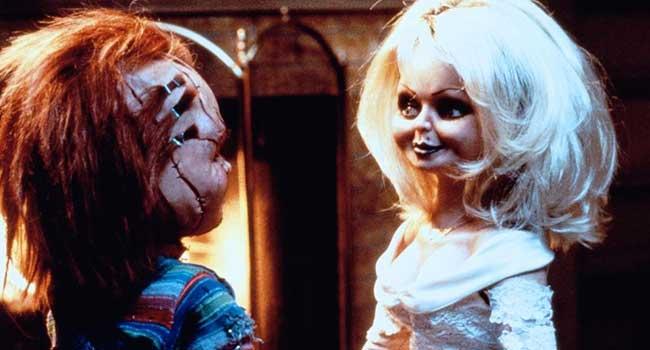 Невеста Чаки - Страшные фильмы про кукол