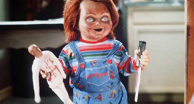 Детские игры - Страшные фильмы про кукол