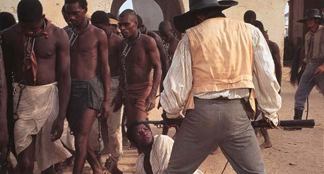 Кеймада - Какой фильм посмотреть про рабов?