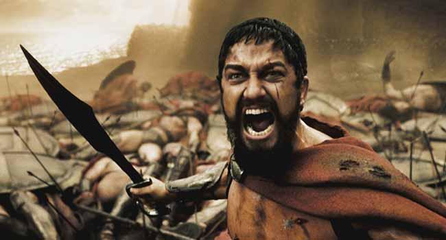 300 спартанцев - Исторические фильмы