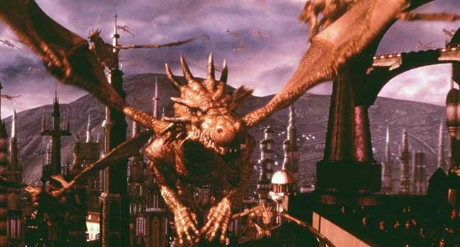 Подземелье драконов - Фэнтези про эльфов