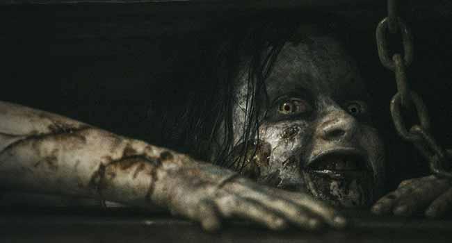 Зловещие мертвецы: Черная книга - Самые омерзительные фильмы ужасов