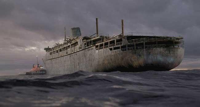 Корабль-призрак - Страшные фильмы про призраков