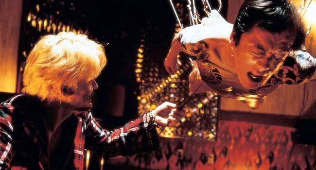Ичи-киллер - Самые омерзительные фильмы ужасов