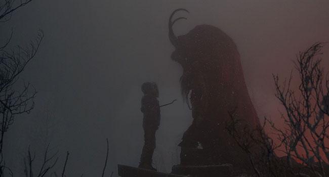 Крампус - Фэнтези про эльфов