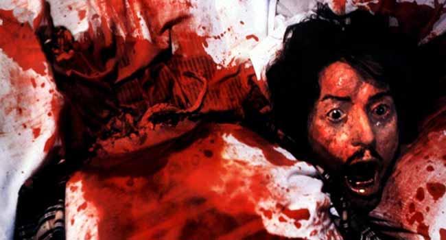 Маньяк - Самые омерзительные фильмы ужасов