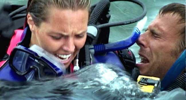 Открытое море - Страшные фильмы про акул