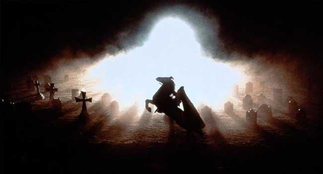 Сонная лощина - Страшные фильмы про призраков