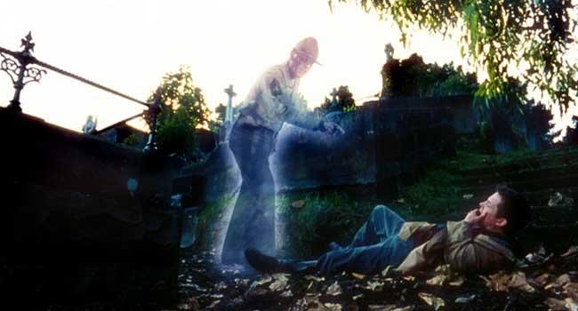 Страшилы - Призрак нападает на главного героя
