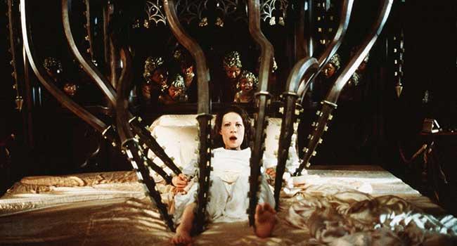 Призрак дома на холме - Страшные фильмы про призраков