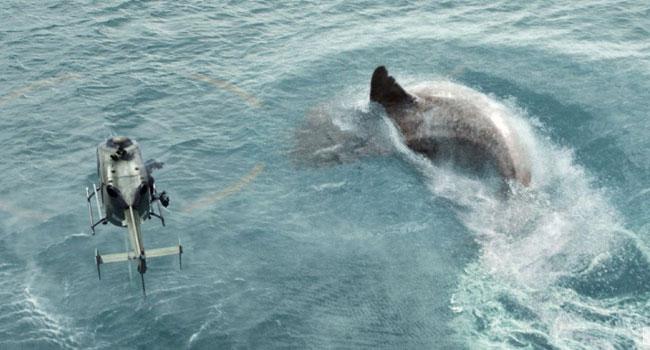 Мег: Монстр глубины - Страшные фильмы про акул
