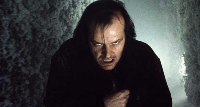 Сияние - Страшные фильмы про призраков