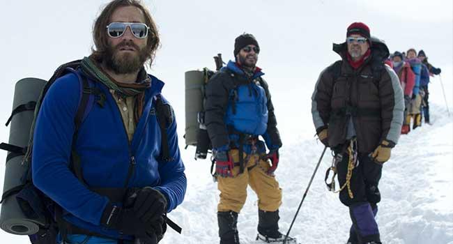 Эверест - Триллер, который стоит посмотреть