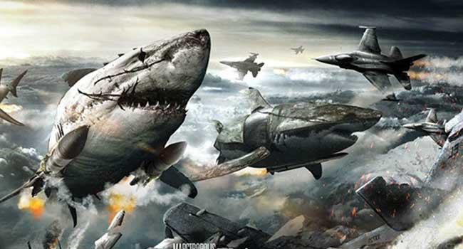 Небесные акулы