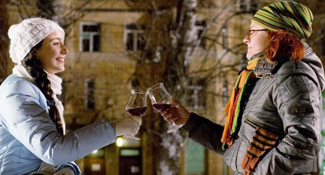 Тариф «Новогодний» - Российские романтические комедии