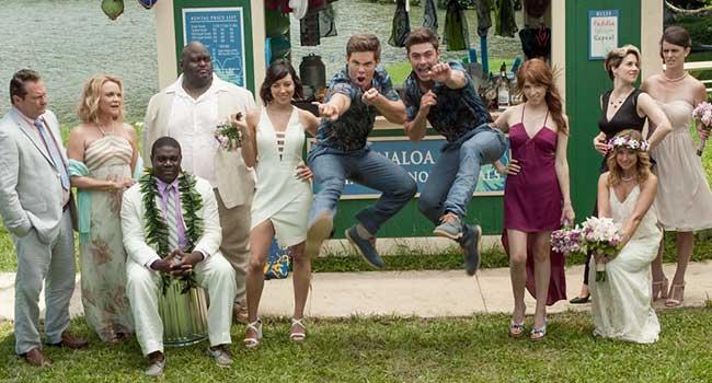 Самые смешные комедии 2016 - Свадебный угар.