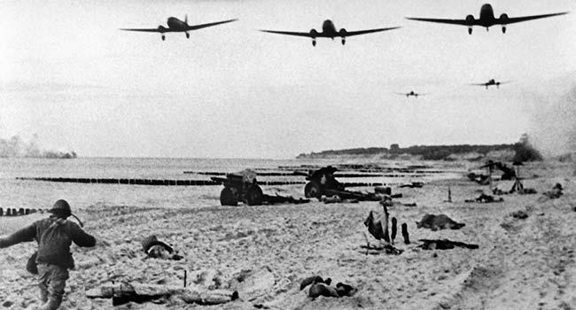 Двадцать дней без войны - Фильмы о Великой Отечественной войне