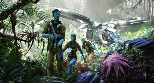 Аватар / Avatar - Фантастические фильмы про инопланетян