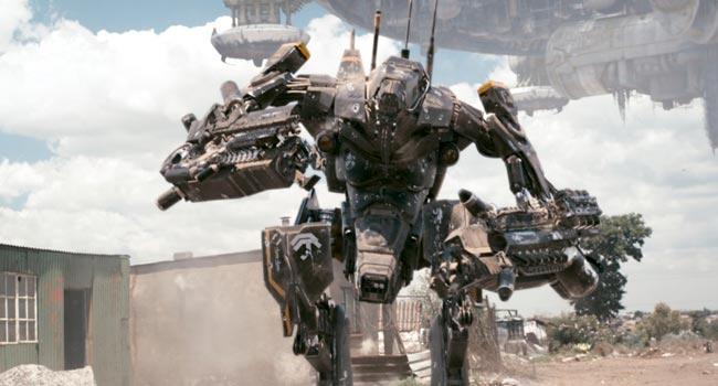 Район №9 / District 9 - Фантастические фильмы про инопланетян