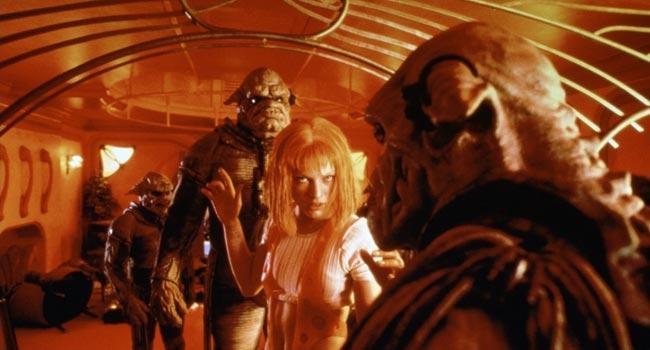 Пятый элемент / The Fifth Element - Фантастические фильмы про инопланетян