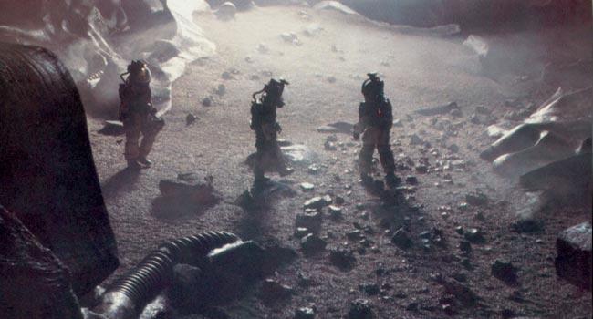 Фильмы про инопланетян - Чужой / Alien