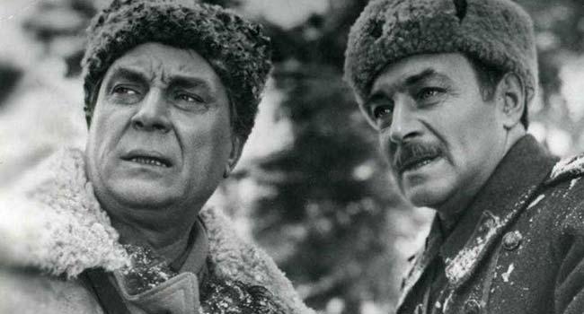 Фронт за линией фронта - Фильмы о Великой Отечественной войне