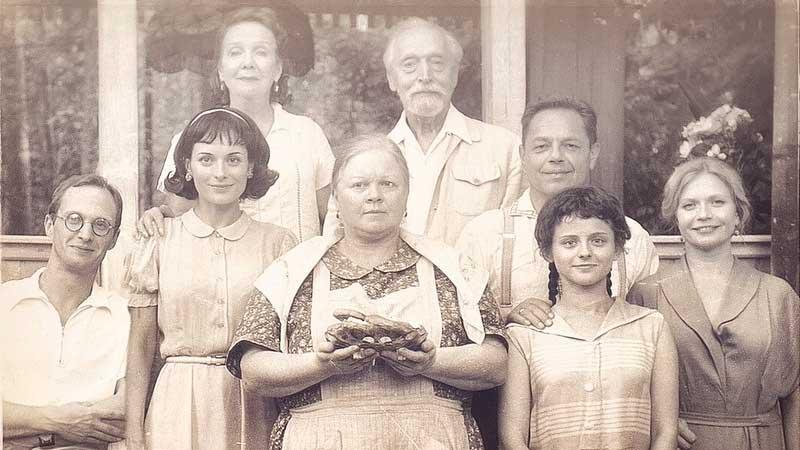 Семейный альбом - Русские сериалы 2016