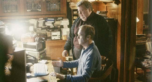 Белый шум / White Noise, реж. Джеффри Сакс. 2004 год. - Самые страшные фильмы века!