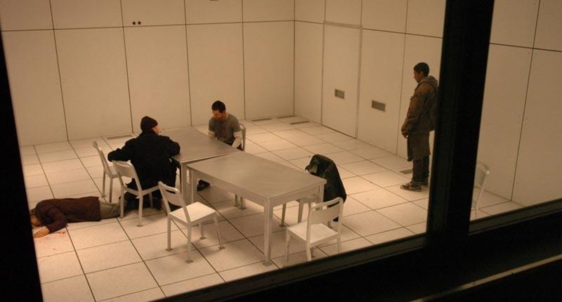 Комната смерти - Фильмы об экспериментах над людьми