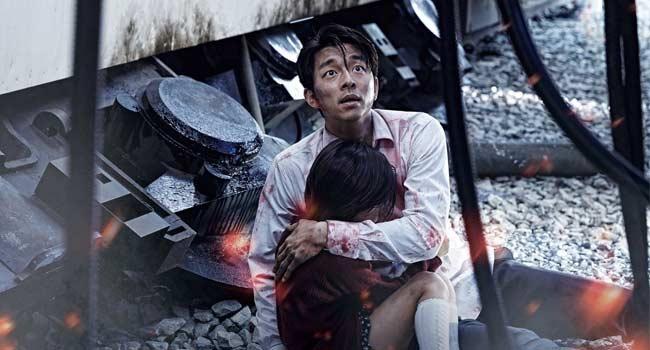 Поезд в Пусан - Наиболее интересные триллеры 2016 года